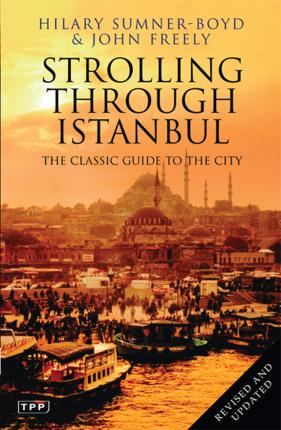 Strolling Through Istanbul Cover Image