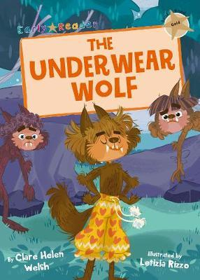The Underwear Wolf (Gold Early Reader)