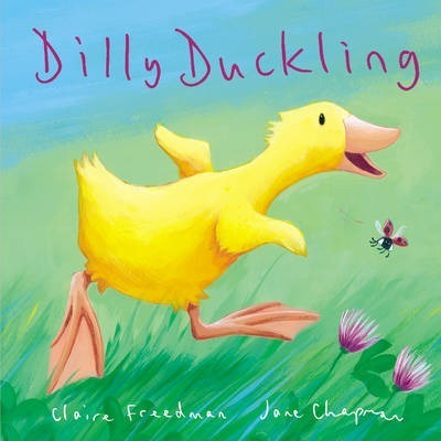Dilly Duckling Cover Image