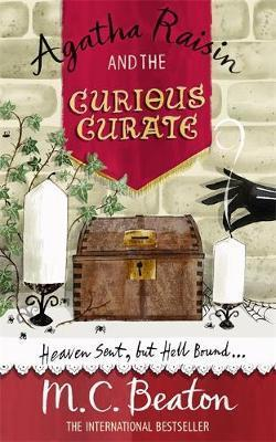 Agatha Raisin and the Curious Curate Cover Image