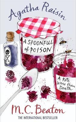 Agatha Raisin and a Spoonful of Poison Cover Image