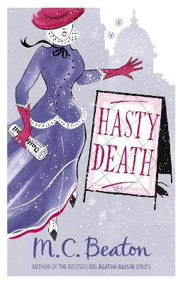 Hasty Death Cover Image