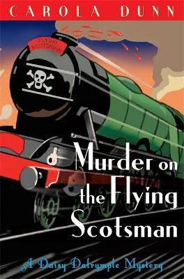 Murder on the Flying Scotsman Cover Image
