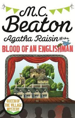 Agatha Raisin and the Blood of an Englishman Cover Image