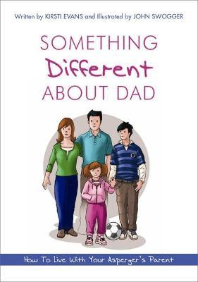 Something Different About Dad Cover Image