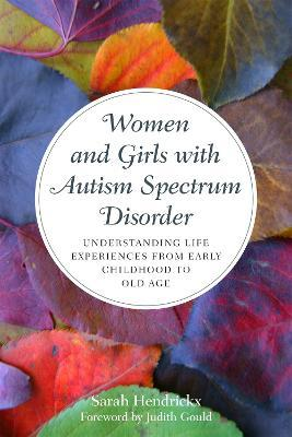 Women and Girls with Autism Spectrum Disorder Cover Image