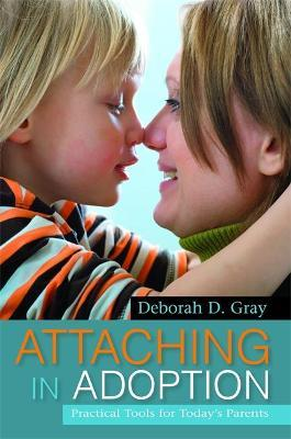 Attaching in Adoption Cover Image