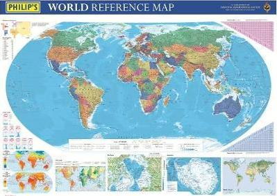 Philip's World Reference Map