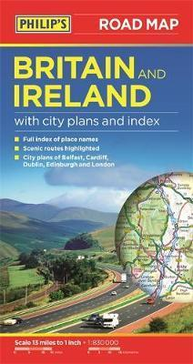 Philips Britain and Ireland Road Map 9781849073578