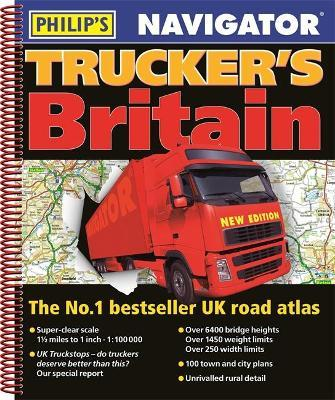 Philip's Navigator Trucker's Britain