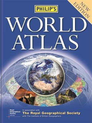 Philip's World Atlas : Hardback