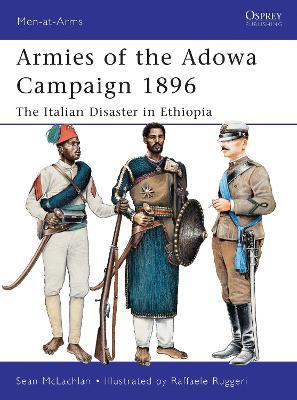 Armies of the Adowa Campaign 1896