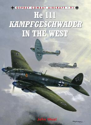 He 111 Kampfgeschwader in the West