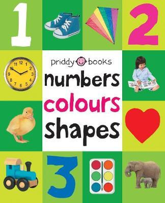 Numbers, Colours, Shapes Cover Image