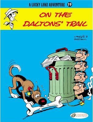 Lucky Luke 19 - On the Dalton's Trail Cover Image