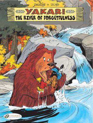Yakari: the River of Forgetfulness: Vol. 10 Cover Image