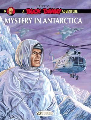 Buck Danny 6 - Mystery in Antarctica Cover Image