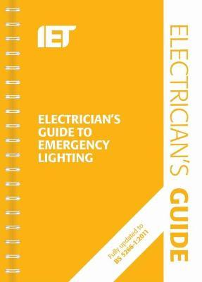 Electrician's Guide to Emergency Lighting Cover Image