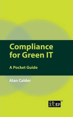 Compliance for Green IT Pocket Guide