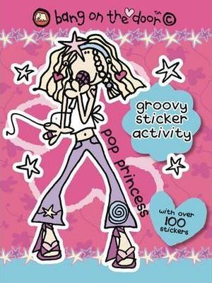 Groovy Chick Groovy Sticker Activity