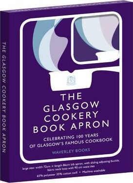 The Glasgow Cookery Book Apron