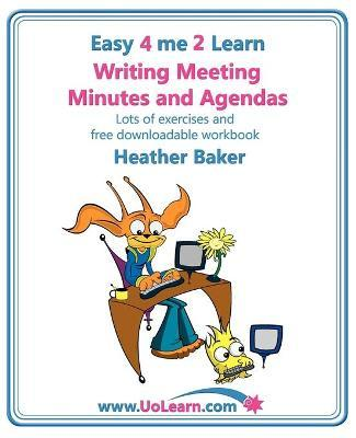writing meeting minutes and agendas taking notes of meetings sample minutes and agendas