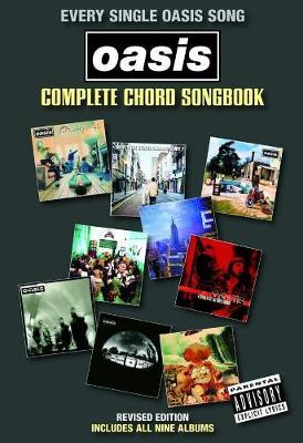 Oasis: Complete Chord Songbook 2009