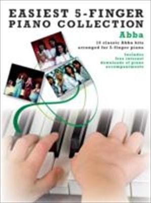Easiest Five Finger Piano Collection