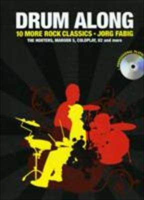 Drum Along - 10 More Rock Classics