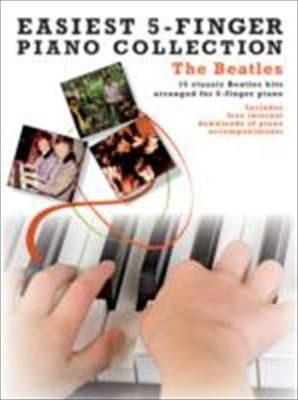 Easiest 5-Finger Piano Collection