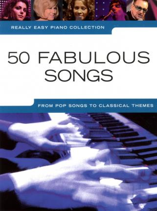 Really Easy Piano Collection
