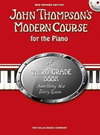 John Thompson's Modern Course Third Grade - Book/CD (2012 Edition)