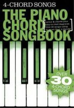 Piano Chord Songbook
