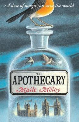The Apothecary Cover Image