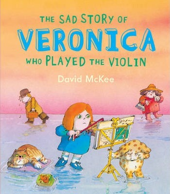 The Sad Story Of Veronica Cover Image