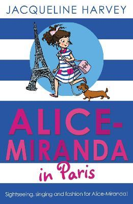 Alice-Miranda in Paris Cover Image