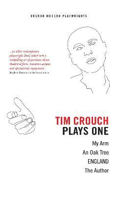 Tim Crouch: Plays One Cover Image