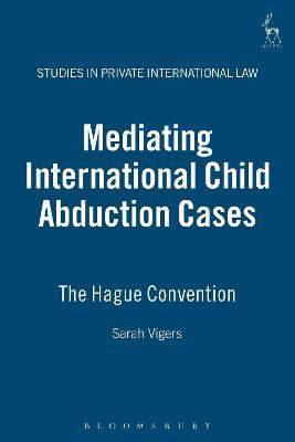 Mediating International Child Abduction Cases