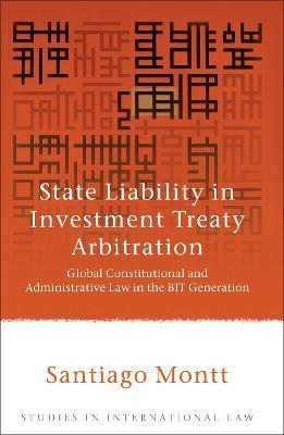 State Liability in Investment Treaty Arbitration Cover Image