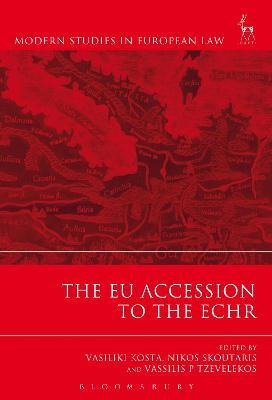 The EU Accession to the ECHR Cover Image