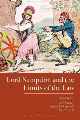 Lord Sumption and the Limits of the Law Cover Image