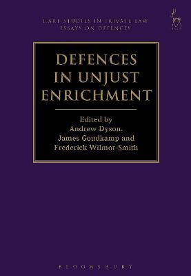 Defences in Unjust Enrichment Cover Image