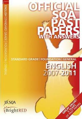 English Foundation/General SQA Past Papers 2011
