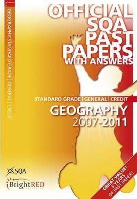 Geography General/Credit SQA Past Papers 2011