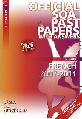 French Higher SQA Past Papers 2011
