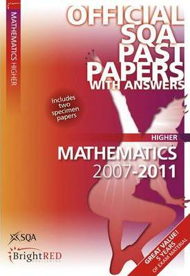 Maths Higher SQA Past Papers 2011