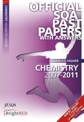 Chemistry Advanced Higher SQA Past Papers 2011