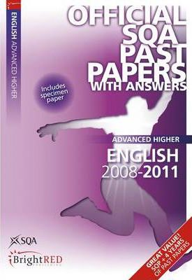 English Advanced Higher SQA Past Papers 2011