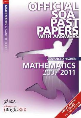 Maths Advanced Higher SQA Past Papers 2011