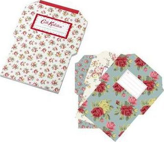 Cath Kidston Fold and Mail Stationery Cover Image
